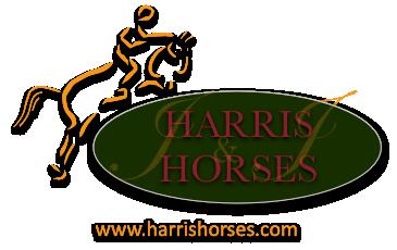 Harris Horses Logo